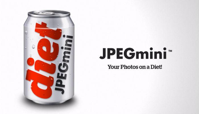 JPEGmini, herramienta para reducir el tamaño de tus imágenes