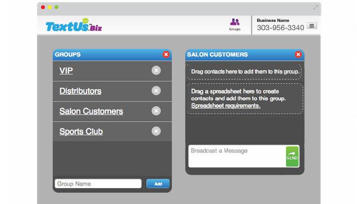 TextUs.Biz, herramienta para enviar SMS a tus clientes