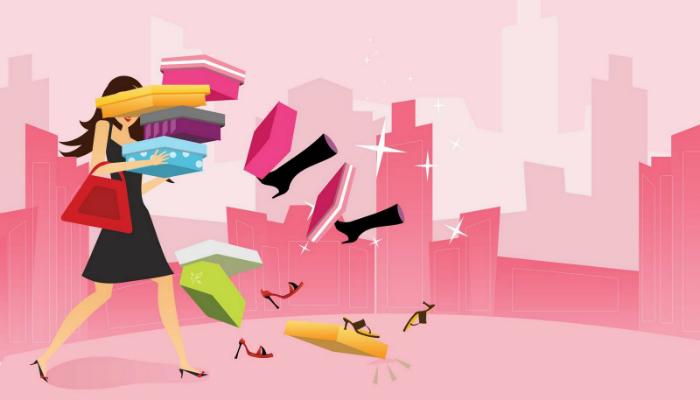 Consumidor e-commerce moda Brasil
