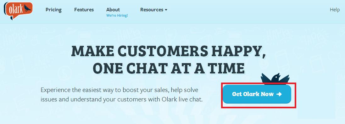Instalar um chat online no ecommerce