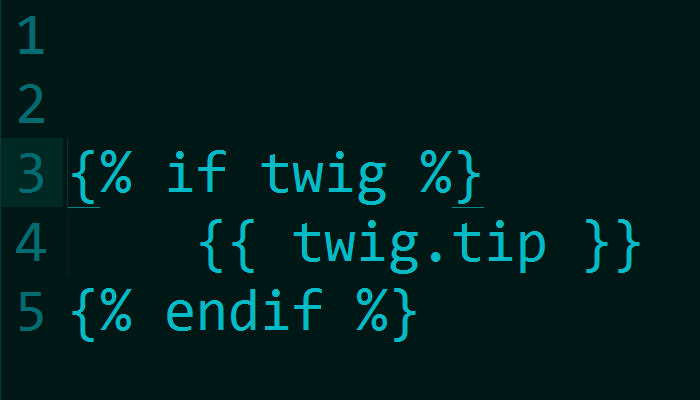 twig categoria