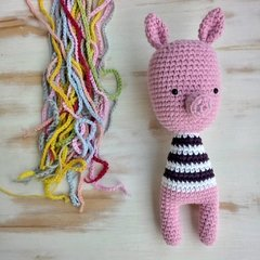 Sonajero Chanchito en internet