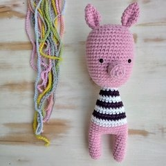Sonajero Chanchito - Súrdico
