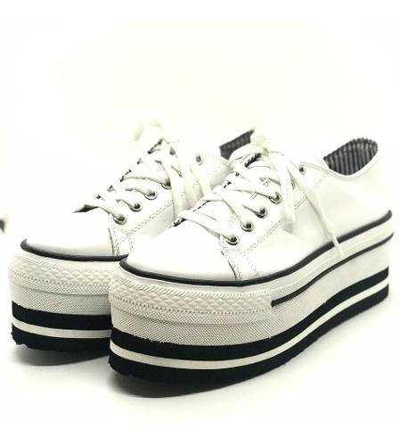 all star converse altas mujer
