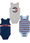 Kit 3 bodies Tommy Hilfiger