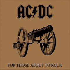 AC-DC 1981 - For Those About to Rock (We Salute You) - Pen-Drive vendido separadamente. Na compra de 15 Álbuns de sua preferência o Pen-Drive 16GB será cortesia. - comprar online
