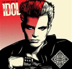 Billy Idol 2008 - The Very Best Of Billy Idol - Pen-Drive vendido separadamente. Na compra de 15 Álbuns de sua preferência o Pen-Drive 16GB será cortesia. - comprar online