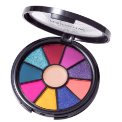 Paleta de Sombras Mini Rainbow - Ruby Rose