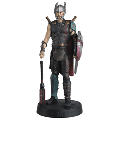 FIGURA DE RESINA MARVEL MOVIE COLLECTION N/º 4 THOR