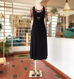 Vestido Cruz Preto - Libertees