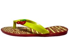 Chinelo Feminino Summer World Colors - comprar online