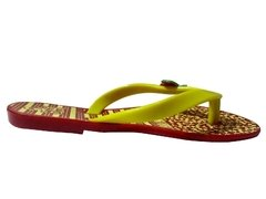 Chinelo Feminino Summer World Colors na internet