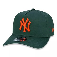 Boné New Era MLB 9Forty New York Yankees Verde MBV19BON152 - comprar online