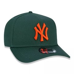 Boné New Era MLB 9Forty New York Yankees Verde MBV19BON152