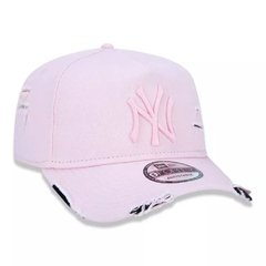 Boné New Era 9Forty MLB New York Yankees Rosa MBI19BON110