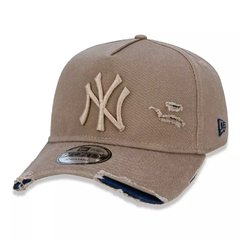 Boné New Era MLB New York Yankees Kaki MBI19BON113 na internet