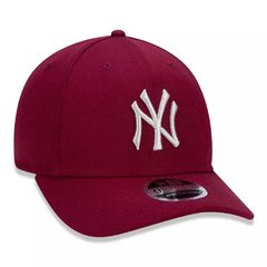 Boné New Era 9Fifty MLB New York Yankees Vermelho MBI19BON119
