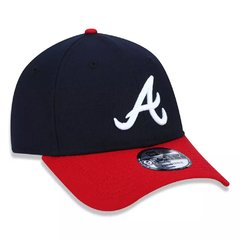 Boné New Era 9Forty MLB Atlanta Braves Azul MBPERBON385