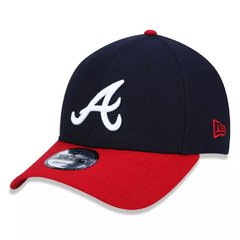 Boné New Era 9Forty MLB Atlanta Braves Azul MBPERBON385 na internet