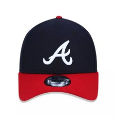 Boné New Era 9Forty MLB Atlanta Braves Azul MBPERBON385 - comprar online