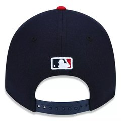 Boné New Era 9Forty MLB Atlanta Braves Azul MBPERBON385 - newera