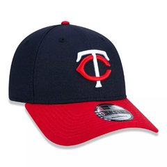 Boné New Era 9Forty MLB Minnesota Twins Azul MBPERBON399