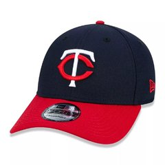 Boné New Era 9Forty MLB Minnesota Twins Azul MBPERBON399 na internet