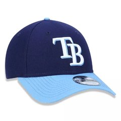 Boné New Era 9Forty MLB Tampa Bay Rays Azul MBPERBON409