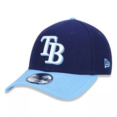 Boné New Era 9Forty MLB Tampa Bay Rays Azul MBPERBON409 na internet