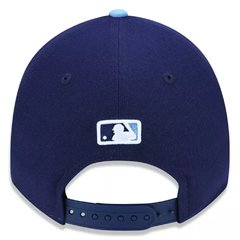 Boné New Era 9Forty MLB Tampa Bay Rays Azul MBPERBON409 - newera