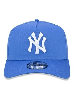 Boné New Era 9Forty MLB New York Yankees Azul MBV19BON146 - comprar online
