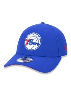 Boné New Era 9Forty NBA Philadelphia 76ers Azul NBV18BON389 na internet