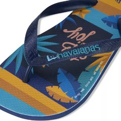 Chinelo New Era Havainas Collab Azul NEC21SAN002