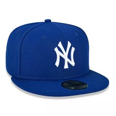 Boné New Era 59Fifty MLB New York Yankees Azul NEPERBON036