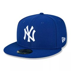 Boné New Era 59Fifty MLB New York Yankees Azul NEPERBON036 na internet
