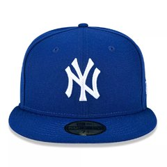 Boné New Era 59Fifty MLB New York Yankees Azul NEPERBON036 - comprar online