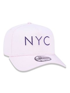 Boné New Era 9Forty NYC Rosa NEV19BON135