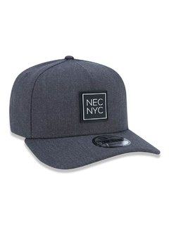 Boné New Era 9Forty NYC Cinza NEV19BON146