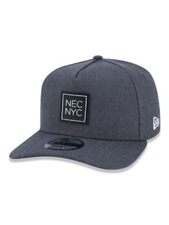 Boné New Era 9Forty NYC Cinza NEV19BON146 na internet