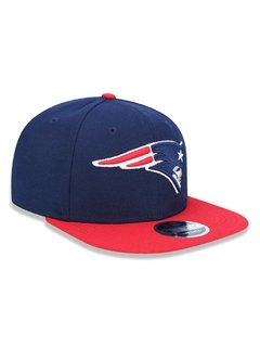 Boné New Era 9Fifty NFL New England Patriots Azul NFI16BON017