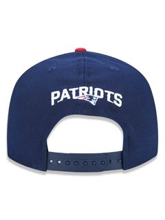Boné New Era 9Fifty NFL New England Patriots Azul NFI16BON017 - newera