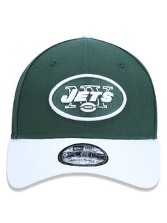 Boné New Era 9Forty NFL New York Jets Verde NFI18BON169 - comprar online