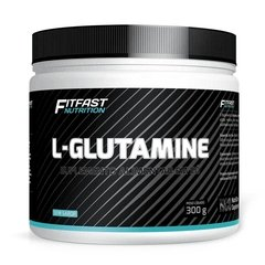 L-GLUTAMINE (300G) - FITFAST NUTRITION