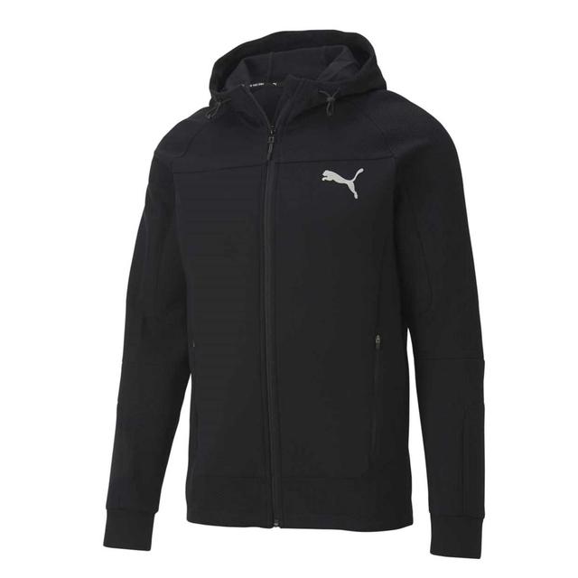 Campera Puma Evostripe Hooded Jacket Hombre