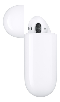 Auriculares Inalámbricos Apple AirPods With Charging Case (2nd Generation) Blanco en internet