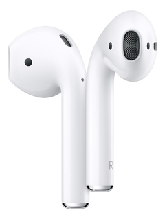 Auriculares Inalámbricos Apple AirPods With Charging Case (2nd Generation) Blanco - comprar online