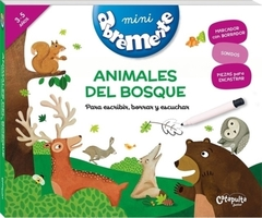 Abremente mini: Animales del bosque
