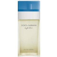 DOLCE GABBANA  Light Blue Feminino Eau de Toilette 100ml