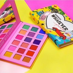 Whatever Forever Tonos Mates Y Shimmers Rude Cosmetics