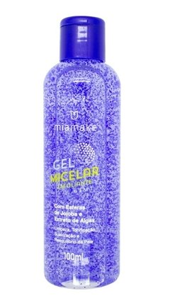 Gel micelar mia make